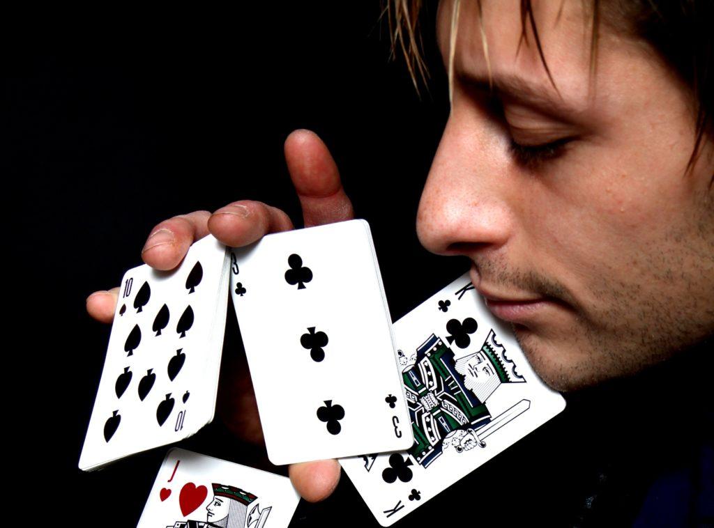 magia con le carte